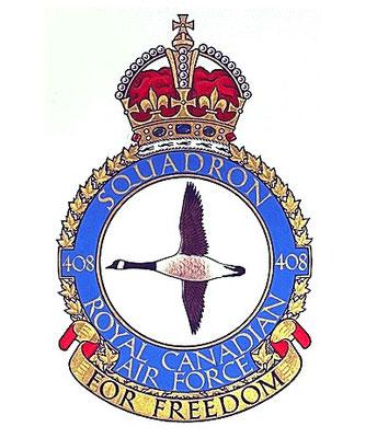 "408 ""Goose"" Squadron RCAF"