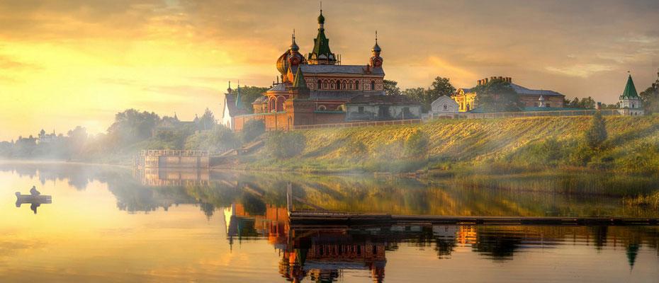 Староладожский Никольский монастырь. Источник фото: https://nikmonas.ru/