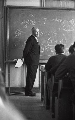 Андрей Колмогоров, математик. Фотограф - Лев Шерстенников