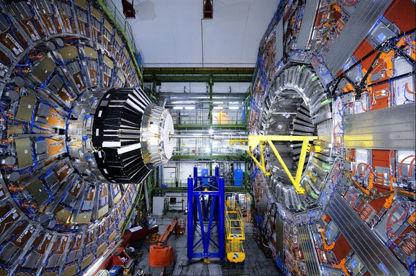 ЦЕРН (Женева) «Большой адронный коллайдер»