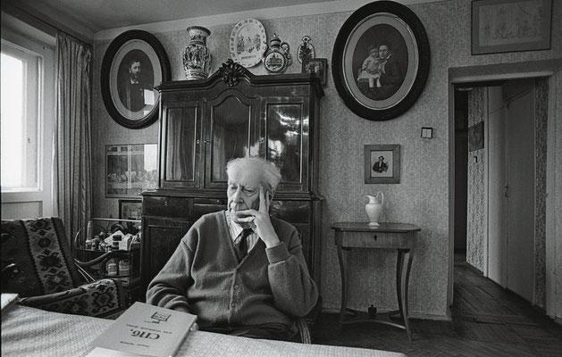 Дмитрий Лихачев. Фотограф - Лев Шерстенников