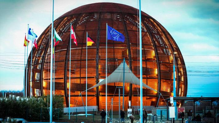 ЦЕРН (Женева). Выставочный павильон