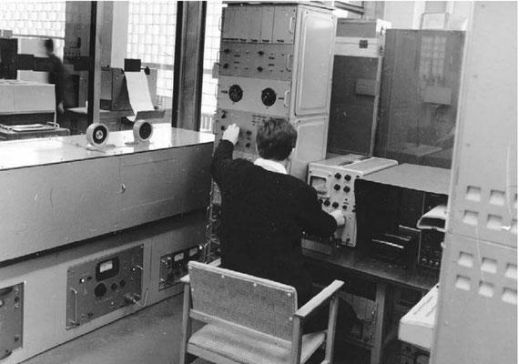 Сканер АЭЛТ-1 1968 год