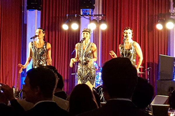 The Speakeasy Sweeties - The Agency Singing Group