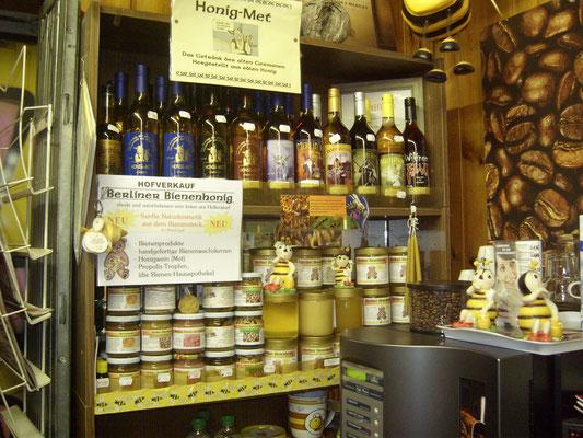 Honig und Honigwein Bunter Laden