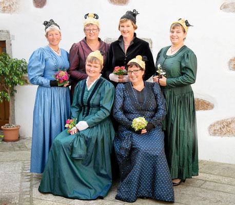 Vorstand Ortsgruppe Münzbach - Foto: Petra Kragl Fotografie