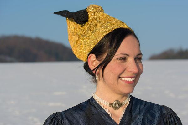 Goldhaubenfrau - Foto: privat