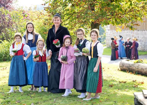 Nachwuchs Ortsgruppe Münzbach - Foto: Petra Kragl Fotografie