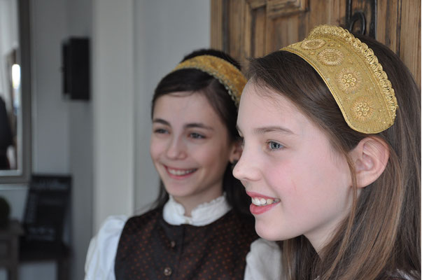 Mädchenbänder - Foto: privat