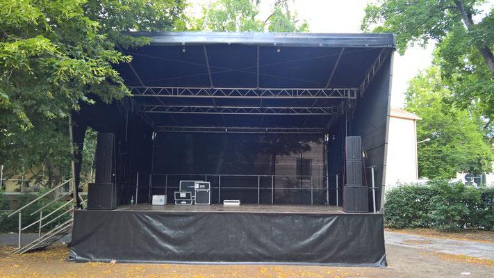 Trailerbühne Nürnberg