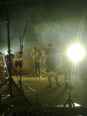 Beleuchtung Videodreh