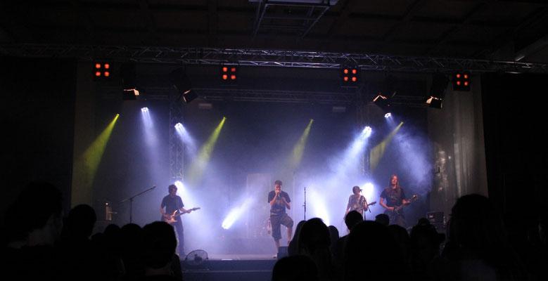 Veranstaltungstechnik für Konzert