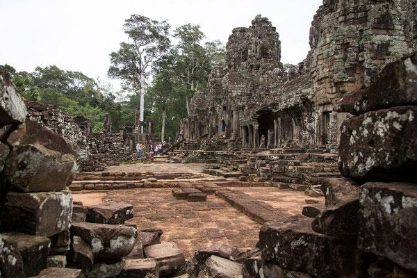 Indochina Memos 2015 - Angkor #12 (Copyright Martin Schmidt, Fotograf für Schwarz-Weiß Fine-Art Architektur- und Landschaftsfotografie aus Nürnberg)
