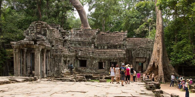Indochina Memos 2015 - Angkor #13 (Copyright Martin Schmidt, Fotograf für Schwarz-Weiß Fine-Art Architektur- und Landschaftsfotografie aus Nürnberg)