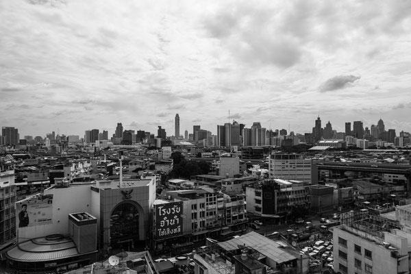 Indochina Memos 2015 - Bangkok #1 (Copyright Martin Schmidt, Fotograf für Schwarz-Weiß Fine-Art Architektur- und Landschaftsfotografie aus Nürnberg)