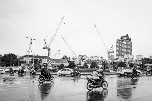 Indochina Memos 2015 - Ho Chi Minh Stadt #1 (Copyright Martin Schmidt, Fotograf für Schwarz-Weiß Fine-Art Architektur- und Landschaftsfotografie aus Nürnberg)