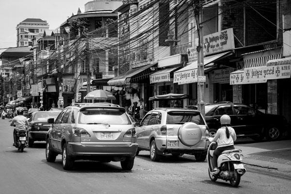 Indochina Memos 2015 - Phnom Penh #1 (Copyright Martin Schmidt, Fotograf für Schwarz-Weiß Fine-Art Architektur- und Landschaftsfotografie aus Nürnberg)