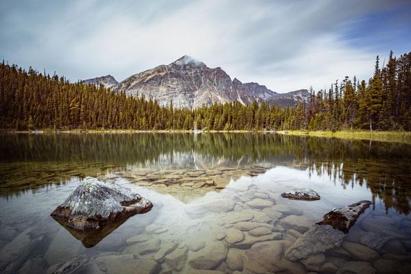 Canada Memos - Cavell Lake :: Copyright Martin Schmidt, Fotograf für Schwarz-Weiß Fine-Art Architektur- und Landschaftsfotografie aus Trier