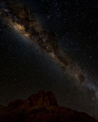Namibia Memos 2017 - Milky Way over Fish River Canyon :: Copyright Martin Schmidt, Fotograf für Schwarz-Weiß Fine-Art Architektur- und Landschaftsfotografie aus Nürnberg