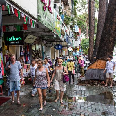 Indochina Memos 2015 - Ho Chi Minh Stadt #2 (Copyright Martin Schmidt, Fotograf für Schwarz-Weiß Fine-Art Architektur- und Landschaftsfotografie aus Nürnberg)