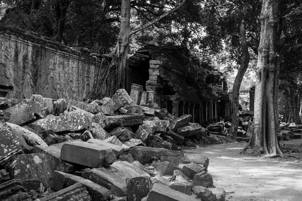 Indochina Memos 2015 - Angkor #17 (Copyright Martin Schmidt, Fotograf für Schwarz-Weiß Fine-Art Architektur- und Landschaftsfotografie aus Nürnberg)