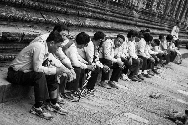 Indochina Memos 2015 - Angkor #5 (Copyright Martin Schmidt, Fotograf für Schwarz-Weiß Fine-Art Architektur- und Landschaftsfotografie aus Nürnberg)