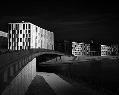 Berlin again :: Copyright Martin Schmidt, Fotograf für Schwarz-Weiß Fine-Art Architektur- und Landschaftsfotografie aus Nürnberg