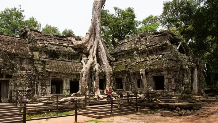 Indochina Memos 2015 - Angkor #14 (Copyright Martin Schmidt, Fotograf für Schwarz-Weiß Fine-Art Architektur- und Landschaftsfotografie aus Nürnberg)