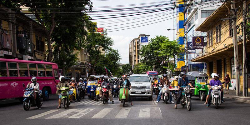 Indochina Memos 2015 - Bangkok #20 (Copyright Martin Schmidt, Fotograf für Schwarz-Weiß Fine-Art Architektur- und Landschaftsfotografie aus Nürnberg)
