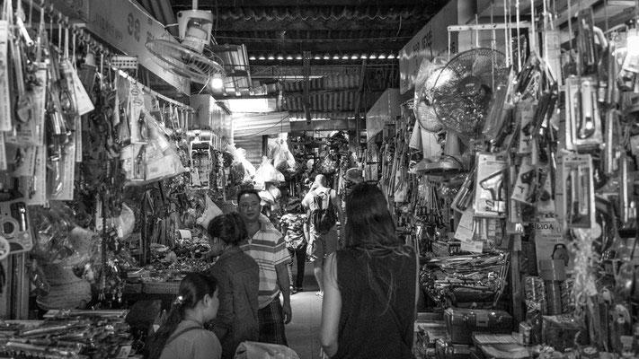 Indochina Memos 2015 - Phnom Penh #3 (Copyright Martin Schmidt, Fotograf für Schwarz-Weiß Fine-Art Architektur- und Landschaftsfotografie aus Nürnberg)