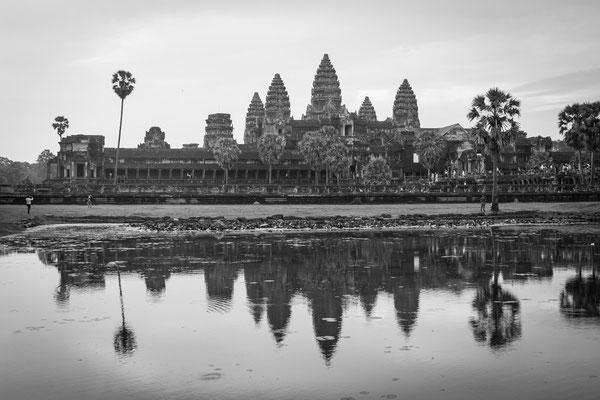 Indochina Memos 2015 - Angkor #3 (Copyright Martin Schmidt, Fotograf für Schwarz-Weiß Fine-Art Architektur- und Landschaftsfotografie aus Nürnberg)