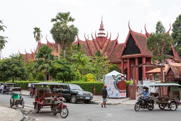 Indochina Memos 2015 - Phnom Penh #13 (Copyright Martin Schmidt, Fotograf für Schwarz-Weiß Fine-Art Architektur- und Landschaftsfotografie aus Nürnberg)