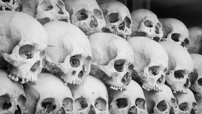 Indochina Memos 2015 - Killing Fields Kambodscha #1 (Copyright Martin Schmidt, Fotograf für Schwarz-Weiß Fine-Art Architektur- und Landschaftsfotografie aus Nürnberg)