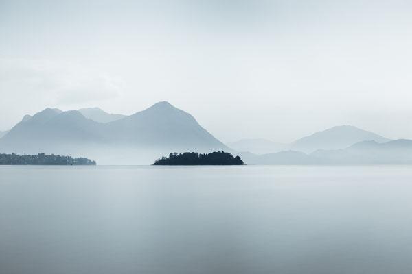 Lago Maggiore :: Copyright Martin Schmidt, Fotograf für Schwarz-Weiß Fine-Art Architektur- und Landschaftsfotografie aus Nürnberg