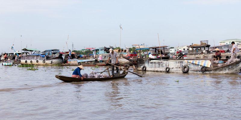 Indochina Memos 2015 - Mekong-Delta #5 (Copyright Martin Schmidt, Fotograf für Schwarz-Weiß Fine-Art Architektur- und Landschaftsfotografie aus Nürnberg)