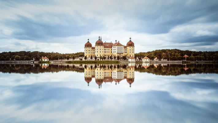 Schloss Moritzburg :: Copyright Martin Schmidt, Fotograf für Schwarz-Weiß Fine-Art Architektur- und Landschaftsfotografie aus Nürnberg