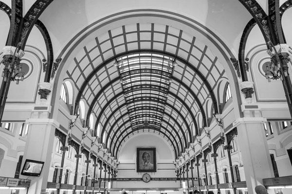 Indochina Memos 2015 - Ho Chi Minh Stadt #5 (Copyright Martin Schmidt, Fotograf für Schwarz-Weiß Fine-Art Architektur- und Landschaftsfotografie aus Nürnberg)