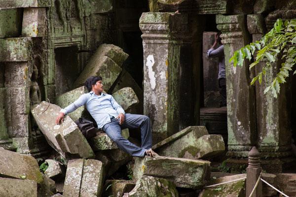 Indochina Memos 2015 - Angkor #15 (Copyright Martin Schmidt, Fotograf für Schwarz-Weiß Fine-Art Architektur- und Landschaftsfotografie aus Nürnberg)