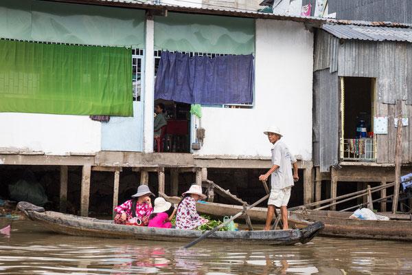 Indochina Memos 2015 - Mekong-Delta #2 (Copyright Martin Schmidt, Fotograf für Schwarz-Weiß Fine-Art Architektur- und Landschaftsfotografie aus Nürnberg)