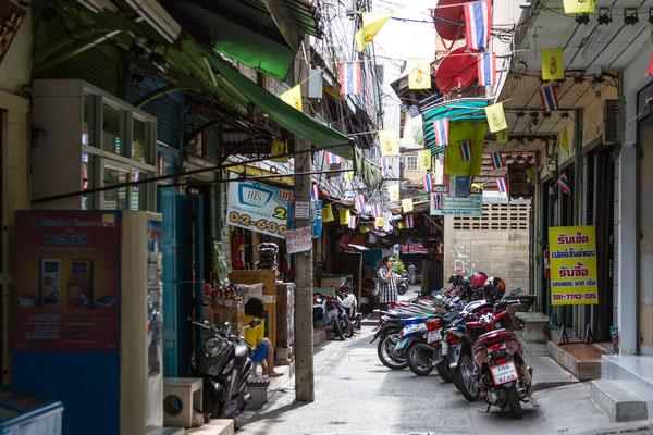 Indochina Memos 2015 - Bangkok #14 (Copyright Martin Schmidt, Fotograf für Schwarz-Weiß Fine-Art Architektur- und Landschaftsfotografie aus Nürnberg)