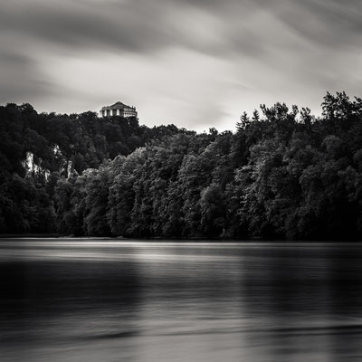 Donaudurchbruch :: Copyright Martin Schmidt, Fotograf für Schwarz-Weiß Fine-Art Architektur- und Landschaftsfotografie aus Nürnberg