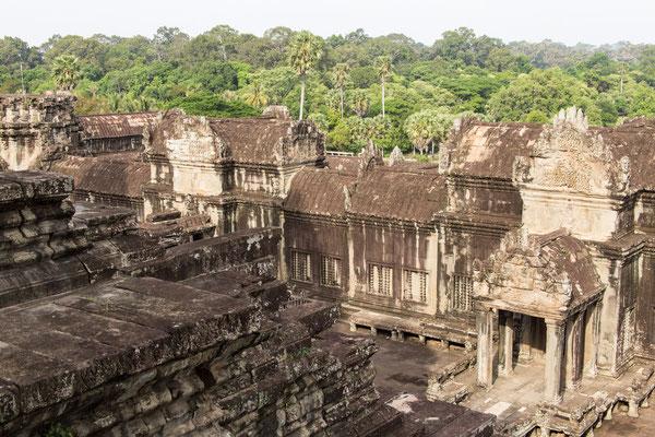 Indochina Memos 2015 - Angkor #6 (Copyright Martin Schmidt, Fotograf für Schwarz-Weiß Fine-Art Architektur- und Landschaftsfotografie aus Nürnberg)