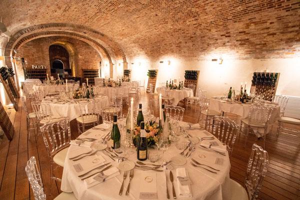 Lieu de réception insolite mariage en Champagne