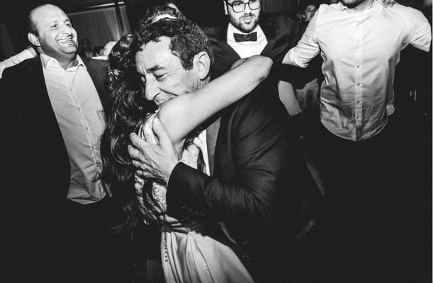 Soirée dansante mariage