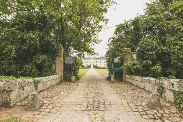 Lieu de réception mariage château
