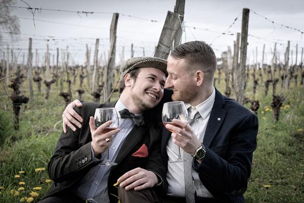 Les Coins Heureux wedding planner Paris et France mariage gay