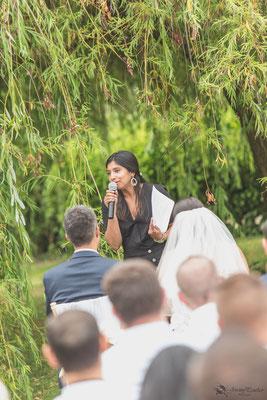 Officiant cérémonie laïque mariage