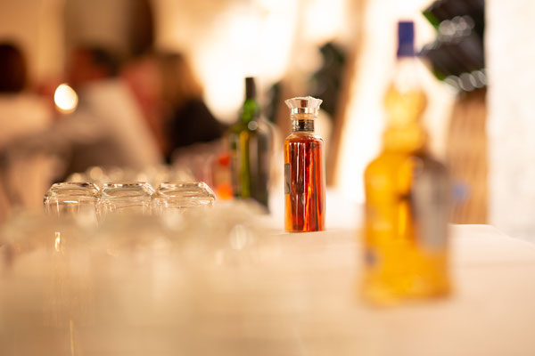 Liqueurs mariage