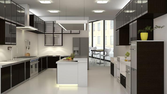 3D Planung Küche