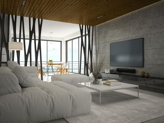 Interior Visualisierung
